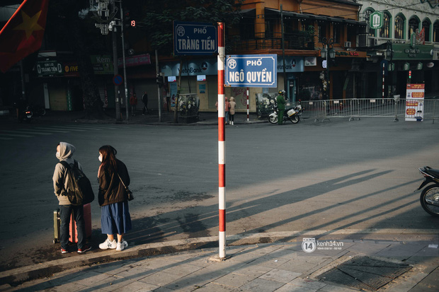 How beautiful is Hanoi in the first morning of 2021: friends, do you miss anything out there?  Photo 19.