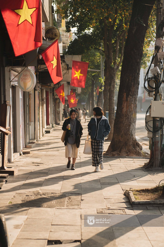 How beautiful is Hanoi in the first morning of 2021: friends, do you miss anything out there?  Photo 20.