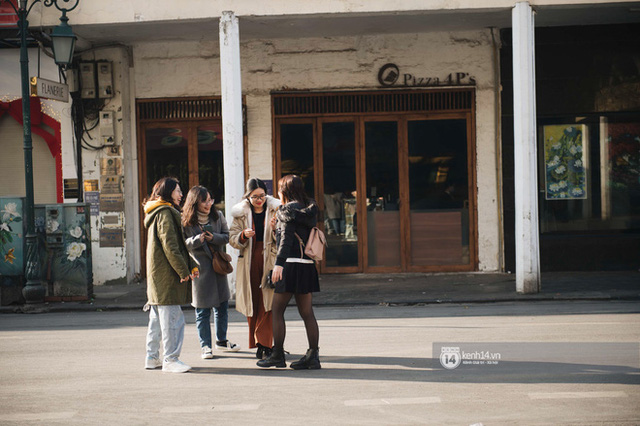 How beautiful is Hanoi in the first morning of 2021: friends, do you miss anything out there?  Photo 25.