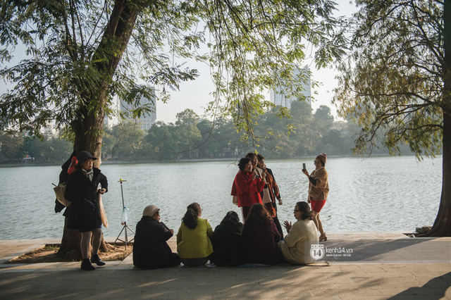 How beautiful is Hanoi in the first morning of 2021: friends, do you miss anything out there?  Photo 26.