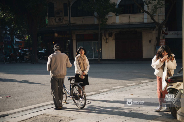 How beautiful is Hanoi in the first morning of 2021: friends, do you miss anything out there?  Photo 27.