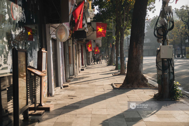 How beautiful is Hanoi in the first morning of 2021: friends, do you miss anything out there?  Photo 28.