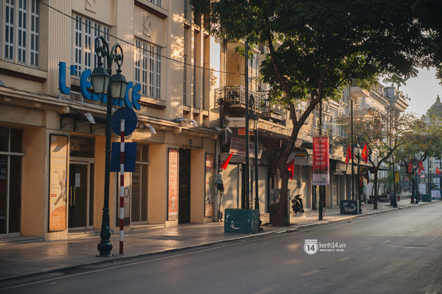 How beautiful is Hanoi in the first morning of 2021: friends, do you miss anything out there?  - Photo 4.
