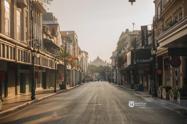 How beautiful is Hanoi in the first morning of 2021: friends, do you miss anything out there?  Photo 5.