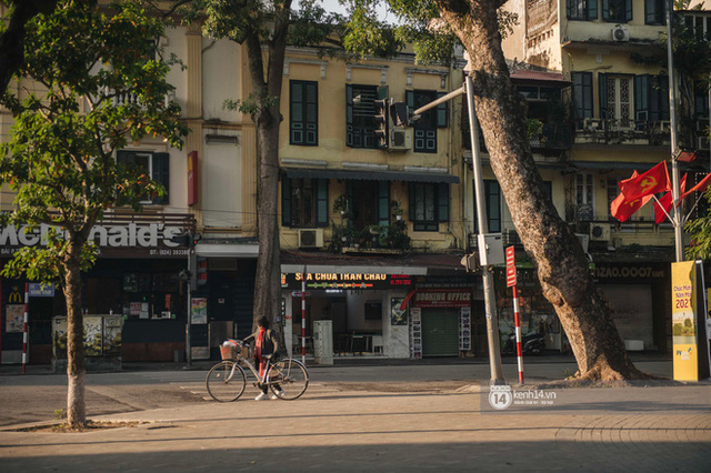 How beautiful is Hanoi in the first morning of 2021: friends, do you miss anything out there?  Photo 7.
