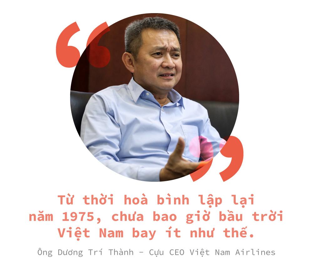 Hàng không Việt một năm 'bay trong bão' - Ảnh 2.