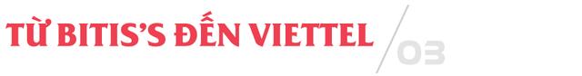 Đâu là điểm chung của thay đổi hình ảnh ở Biti's và câu chuyện tái định vị thương hiệu Viettel? - Ảnh 5.