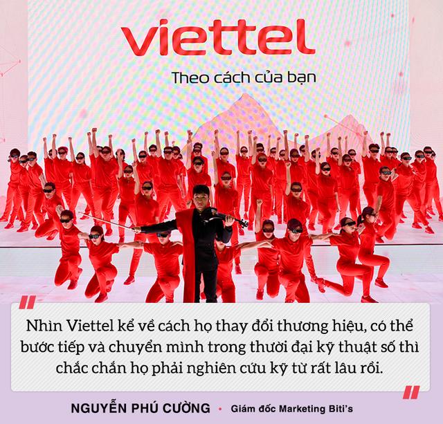 Đâu là điểm chung của thay đổi hình ảnh ở Biti's và câu chuyện tái định vị thương hiệu Viettel? - Ảnh 6.