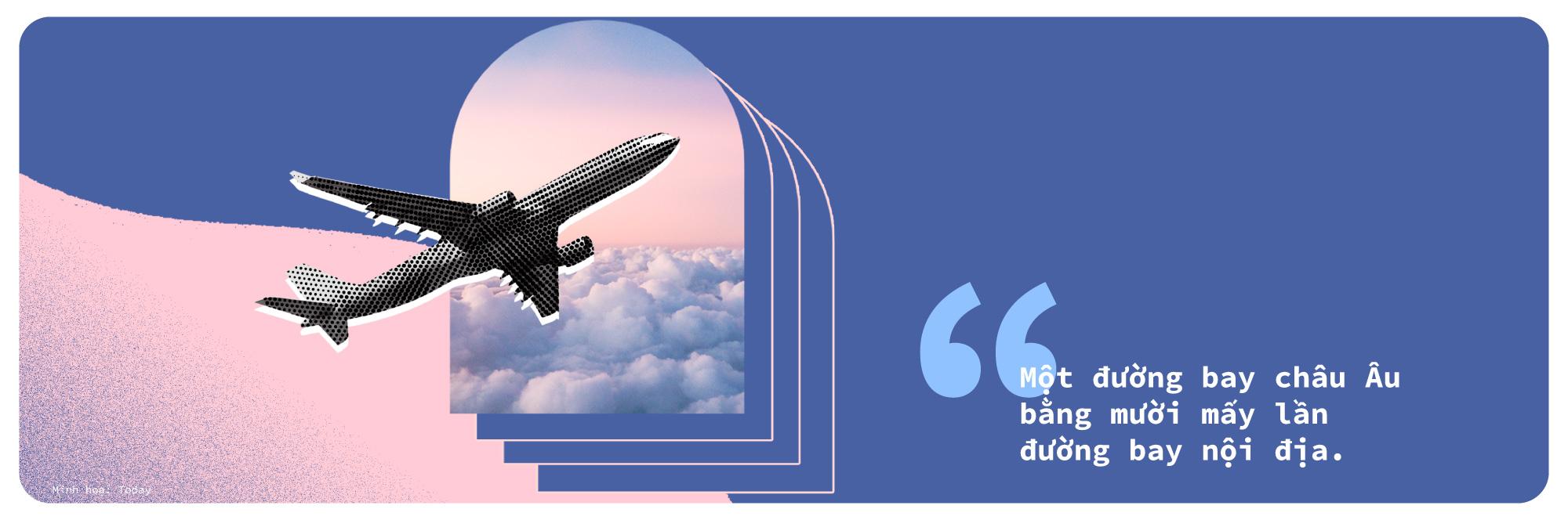 Hàng không Việt một năm 'bay trong bão' - Ảnh 9.