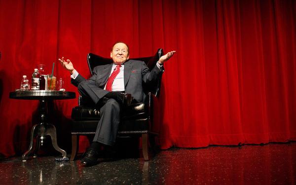 Chân dung cuộc đời ông trùm sòng bạc Mỹ Sheldon Adelson mới qua đời ở tuổi 87 - Ảnh 1.