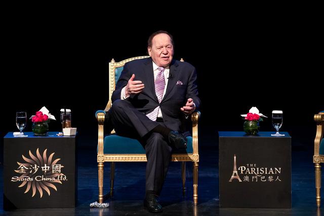 Chân dung cuộc đời ông trùm sòng bạc Mỹ Sheldon Adelson mới qua đời ở tuổi 87 - Ảnh 2.