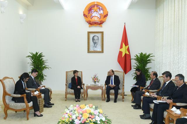 Thủ tướng mong muốn thêm nhiều tập đoàn công nghệ Singapore đầu tư vào Việt Nam  - Ảnh 1.