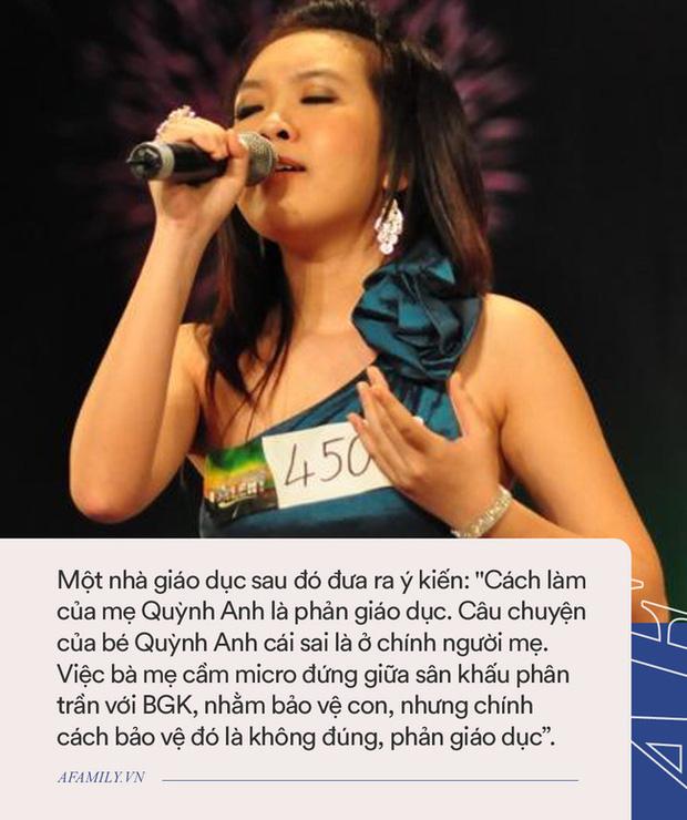 Nữ sinh Quỳnh Anh gây tranh cãi tại Got Talent năm ấy: Từng phải viết thư cầu cứu vì bị bạo lực mạng, cuộc sống hiện tại quá bất ngờ - Ảnh 3.