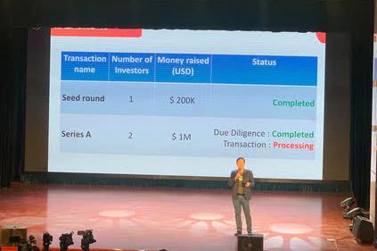 Một năm rực rỡ của GoStream: Trở thành quán quân Techfest và nhận 1 triệu USD trong vòng gọi vốn Series A từ VinaCapital Ventures - Ảnh 1.