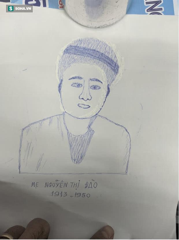 Cụ ông 80 tuổi tìm đến hoạ sĩ cùng mảnh giấy vẽ mẹ: Lời đề nghị gây bối rối và những giọt nước mắt xúc động - Ảnh 2.