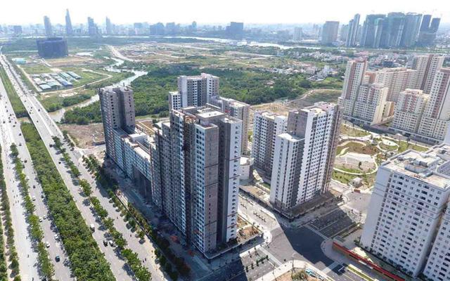 Giá căn hộ trung cấp Tp.HCM tăng hơn 50% trong vòng 2 năm  - Ảnh 1.