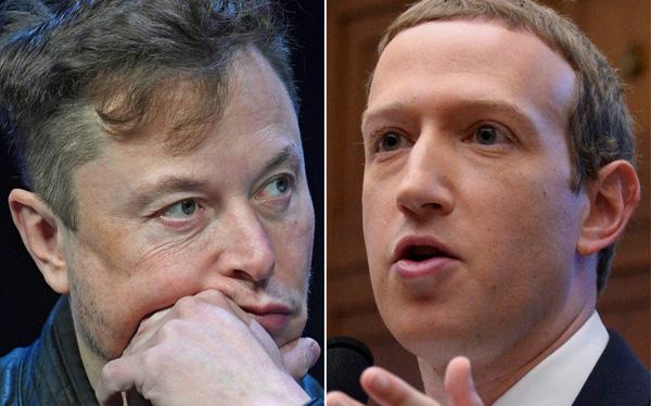 Không chỉ Mark Zuckerberg, Elon Musk 'cà khịa' với 3/4 người trong nhóm 5 tỷ phú giàu nhất hành tinh gồm cả Jeff Bezos và Bill Gates - Ảnh 1.