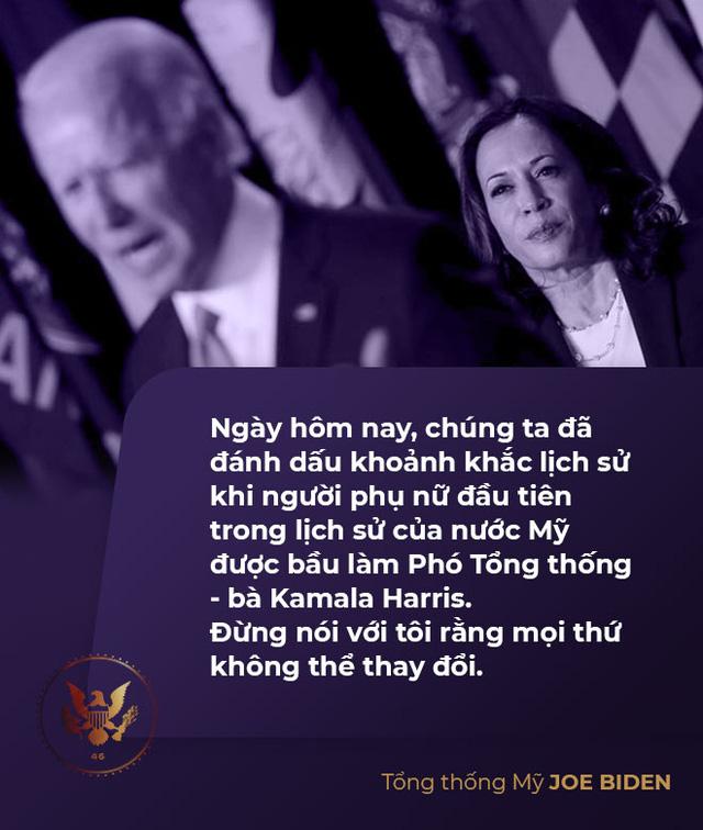 Toàn văn phát biểu nhậm chức của tân Tổng thống Mỹ Joe Biden  - Ảnh 4.