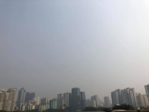 Ô nhiễm không khí ở Hà Nội kéo dài bao lâu? - Ảnh 1.