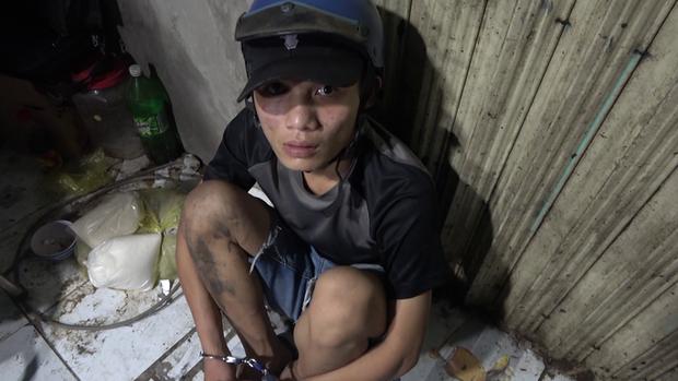 CLIP: Phá ổ ma túy khủng ở Tiền Giang do 1 phụ nữ 61 tuổi cầm đầu - Ảnh 8.