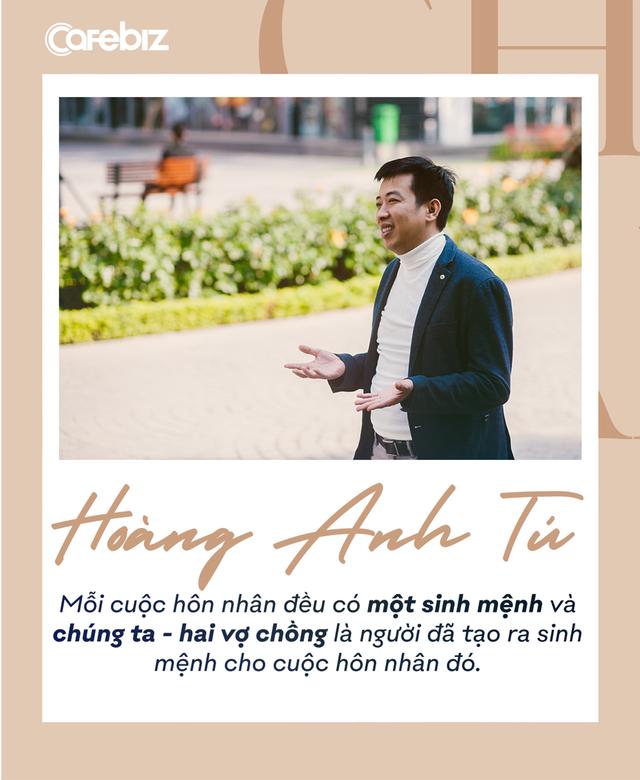 Hãy ngoại tình với vợ/chồng mình đi: Chuyên gia sửa chữa hôn nhân Hoàng Anh Tú tiết lộ câu hỏi giữ gìn hạnh phúc hôn nhân - Ảnh 2.