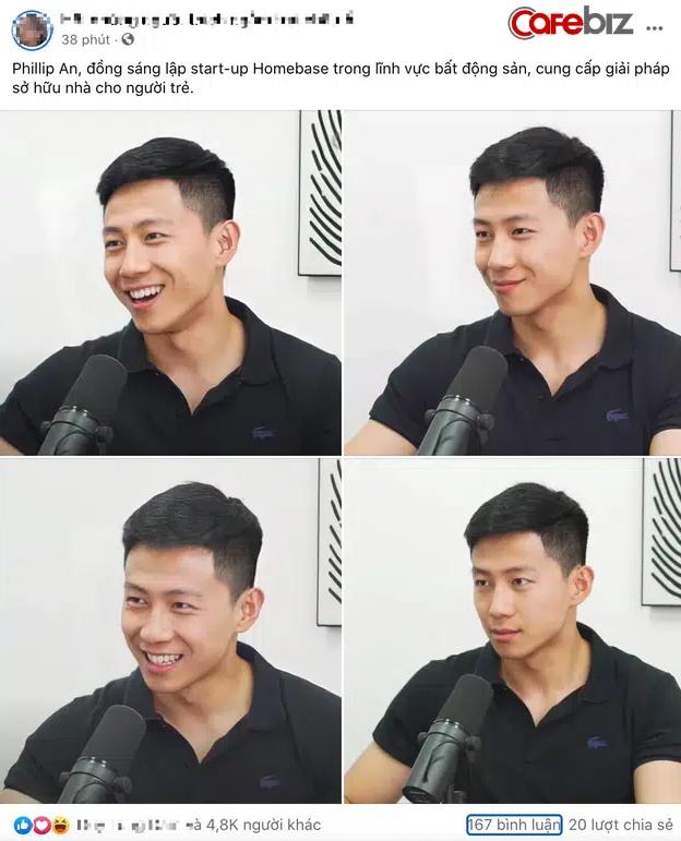 Điển trai và tài năng như co-founder Homebase: Học MBA ở ĐH Harvard, từng làm việc tại công ty tư vấn quản lý hàng đầu thế giới, tiết lộ bí quyết mua nhà cho người Việt trẻ - Ảnh 1.