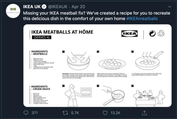Sản phẩm bán chạy số 1 kiêm 'nhân viên' bán hàng đỉnh nhất của hãng nội thất IKEA: Những viên thịt với khả năng 'thôi miên' khách hàng - Ảnh 1.