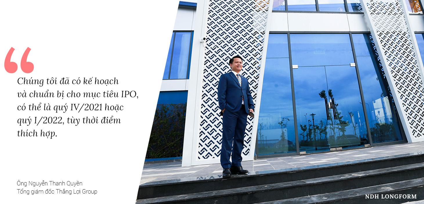 CEO Thắng Lợi Group: Vượt qua Covid-19 bằng cách đối mặt, dự kiến niêm yết HoSE giai đoạn 2021 - 2022 - Ảnh 8.
