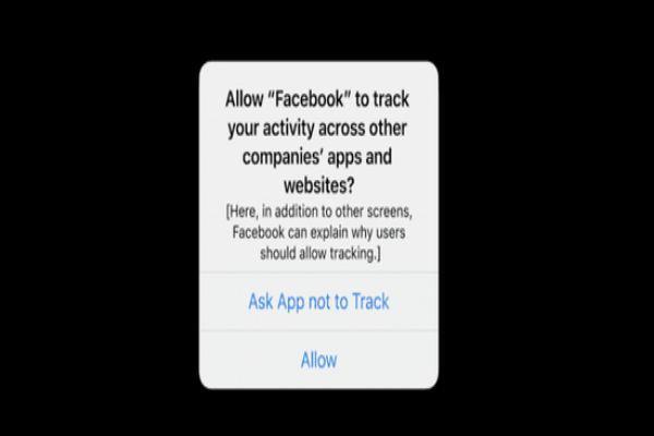 Tính năng bảo mật mới của iPhone sẽ khiến Facebook gặp rủi ro lớn nhất - Ảnh 1.