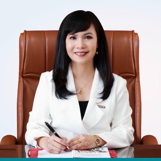 Bà Trần Tuấn Anh rời ghế Tổng giám đốc Kienlongbank - Ảnh 1.