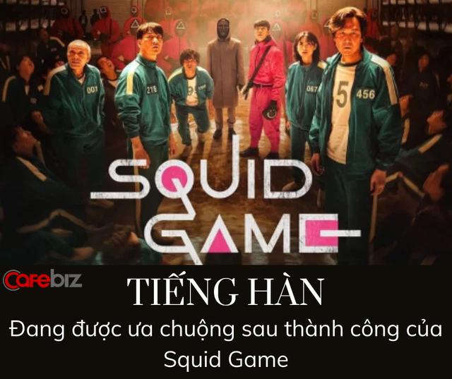 Squid Game hot tới mức giới trẻ thi nhau học tiếng Hàn - Ảnh 2.