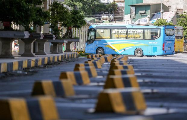 Hà Nội: Taxi công nghệ Grab, be chính thức được hoạt động từ 6h sáng 14/10; nối vận tải liên tỉnh đi/đến 7 tỉnh phía Bắc - Ảnh 1.
