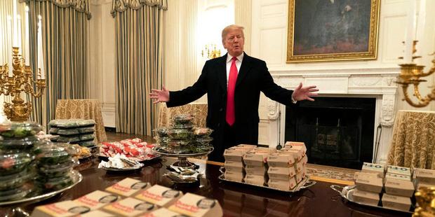 Ông Trump gây ngỡ ngàng vì sụt hơn 10kg sau khi rời nhiệm sở, trợ lí chia sẻ lý do bất ngờ liên quan đến 1 căn phòng tại Nhà Trắng - Ảnh 2.