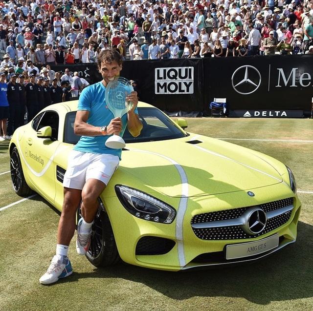 Rafael Nadal hưởng thụ tài sản 200 triệu USD ra sao mà được khen là khôn ngoan trong giới vận động viên? - Ảnh 4.