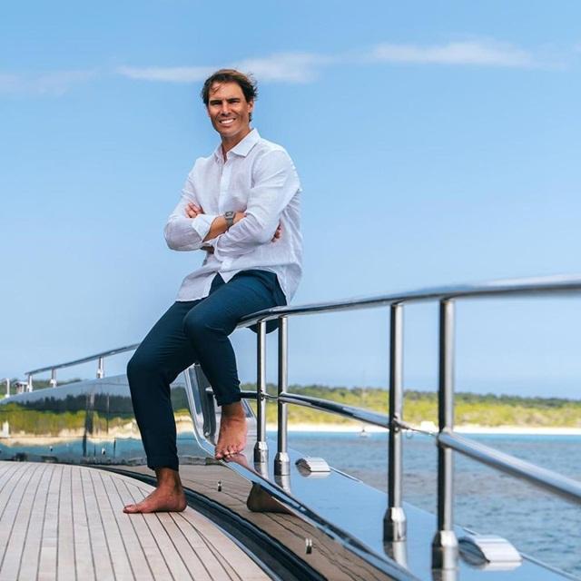 Rafael Nadal hưởng thụ tài sản 200 triệu USD ra sao mà được khen là khôn ngoan trong giới vận động viên? - Ảnh 5.