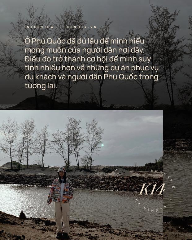 Cô chủ Godmother nổi tiếng Sài Gòn bỗng kẹt 5 tháng ở Phú Quốc: Có thể về nhưng lại... chưa muốn về - Ảnh 6.