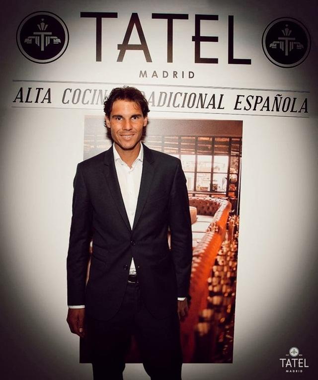 Rafael Nadal hưởng thụ tài sản 200 triệu USD ra sao mà được khen là khôn ngoan trong giới vận động viên? - Ảnh 7.