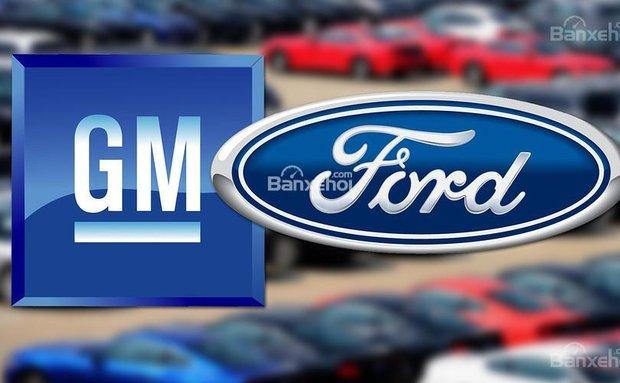 Cuộc chiến sống còn mới của General Motors và Ford : Chi hàng tỷ đô vào chiến trường xe điện và công nghệ tự lái để níu giữ thị phần suy giảm trầm trọng - Ảnh 1.
