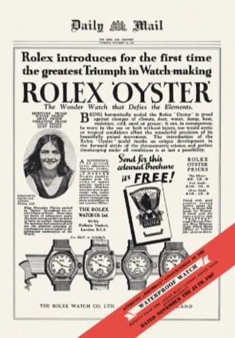Chiến lược mang lại thành công của Rolex: Không chỉ là thời gian, Rolex còn nói lên lịch sử - Ảnh 2.