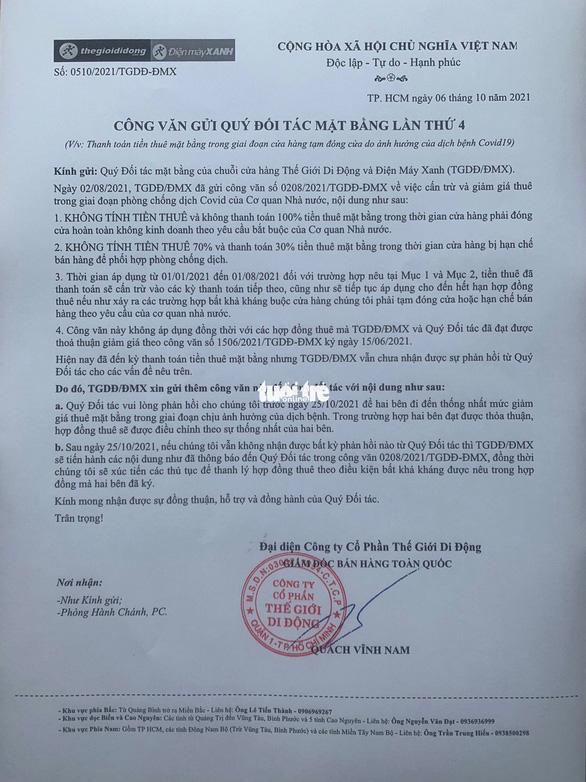 Luật sư Nguyễn Văn Lộc – Chủ tịch LP Group: Với các doanh nghiệp niêm yết như Thế Giới Di Động, nếu hành xử vô lý, sẽ ảnh hưởng đến quyền lợi của cổ đông. - Ảnh 2.