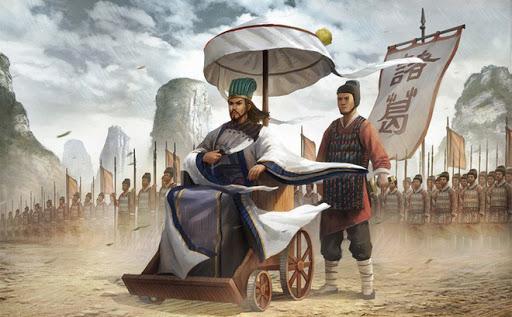 Với diệu kế tiết kiệm quân lương, Gia Cát Lượng vô tình tạo ra món ăn nổi tiếng vào ngày Tết - Ảnh 2.