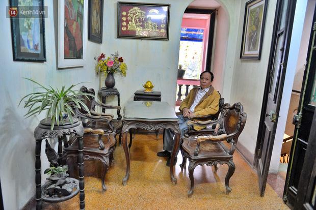"""""""Thiếu gia kim hoàn chia sẻ về cuộc sống nhung lụa và Tết xưa trong căn dinh thự """"ngàn cây vàng"""" giữa phố cổ Hà Nội - Ảnh 5."""