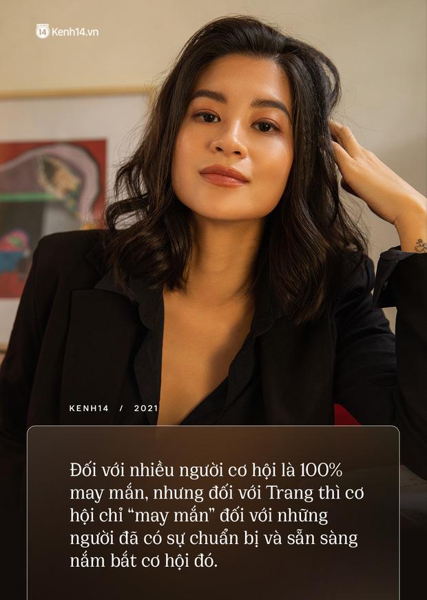 Đầu năm đi làm, trò chuyện với CEO Đặng Thuỳ Trang (Ru9): Dù mục tiêu bạn đặt ra là gì, hãy tỉnh táo và yêu thương bản thân - Ảnh 3.