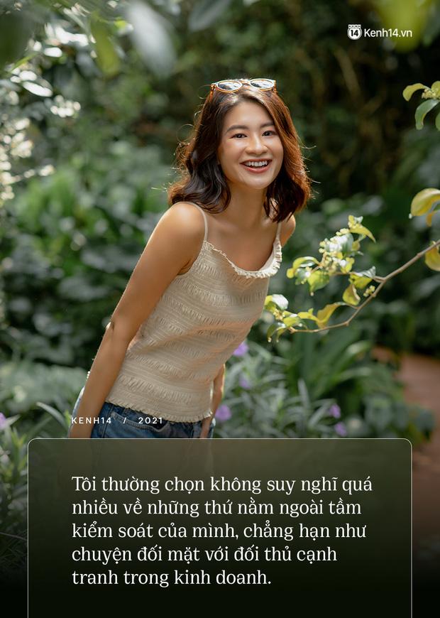 Đầu năm đi làm, trò chuyện với CEO Đặng Thuỳ Trang (Ru9): Dù mục tiêu bạn đặt ra là gì, hãy tỉnh táo và yêu thương bản thân - Ảnh 4.