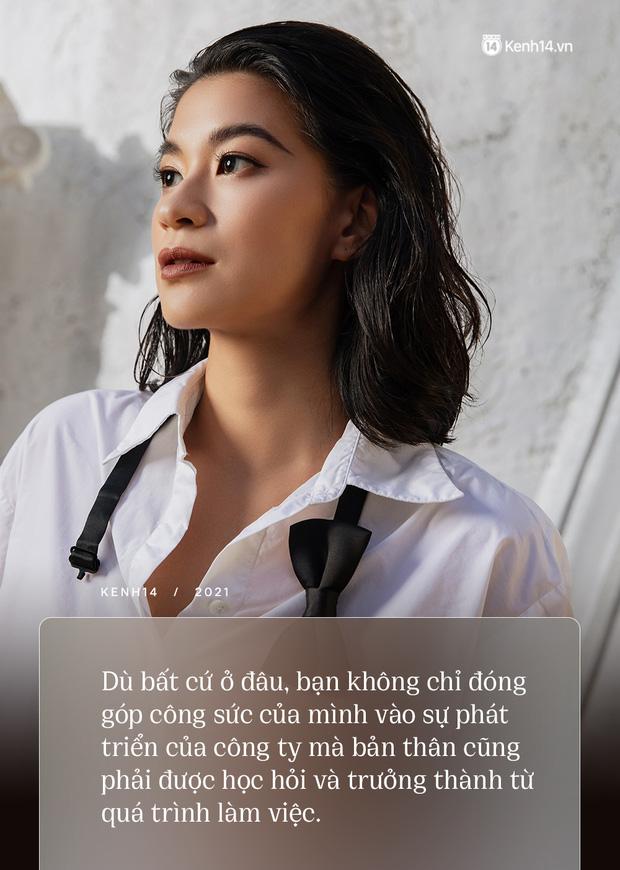 Đầu năm đi làm, trò chuyện với CEO Đặng Thuỳ Trang (Ru9): Dù mục tiêu bạn đặt ra là gì, hãy tỉnh táo và yêu thương bản thân - Ảnh 5.