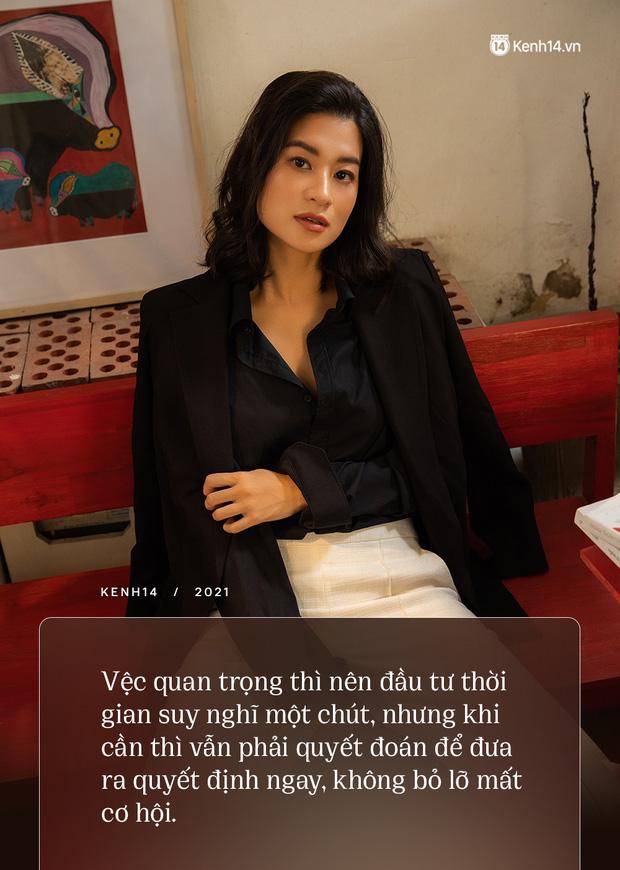 Đầu năm đi làm, trò chuyện với CEO Đặng Thuỳ Trang (Ru9): Dù mục tiêu bạn đặt ra là gì, hãy tỉnh táo và yêu thương bản thân - Ảnh 6.