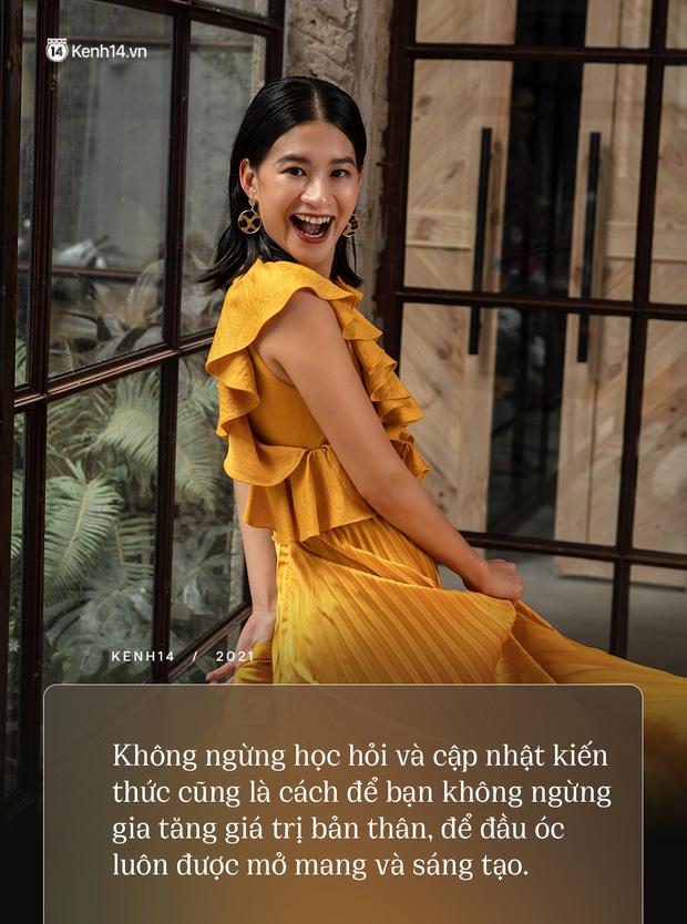 Đầu năm đi làm, trò chuyện với CEO Đặng Thuỳ Trang (Ru9): Dù mục tiêu bạn đặt ra là gì, hãy tỉnh táo và yêu thương bản thân - Ảnh 9.