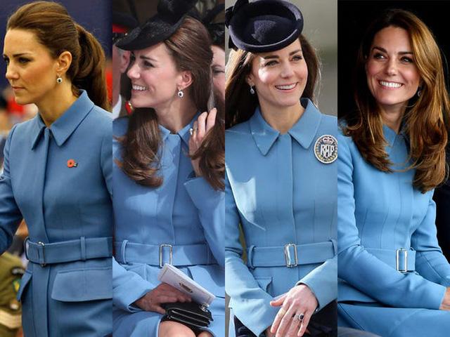 10 năm làm dâu Hoàng gia, Kate Middleton tiêu tốn 3 tỷ đồng cho BST áo choàng: Từ đồ tái chế đến có giá trên trời đều toát lên phong thái không chê được - Ảnh 1.