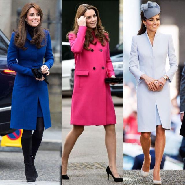 10 năm làm dâu Hoàng gia, Kate Middleton tiêu tốn 3 tỷ đồng cho BST áo choàng: Từ đồ tái chế đến có giá trên trời đều toát lên phong thái không chê được - Ảnh 2.