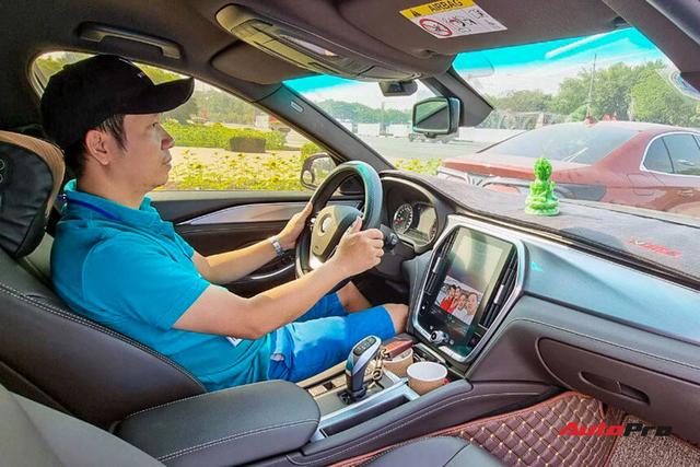 Đổi từ Toyota Vios và Honda CR-V sang VinFast Lux A2.0, chủ xe dày dạn kinh nghiệm ở Bình Dương nói gì? - Ảnh 2.